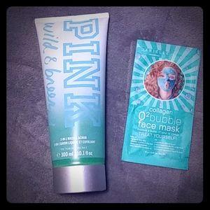 Body wash / face mask
